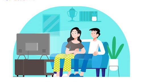 couple-watching-movie