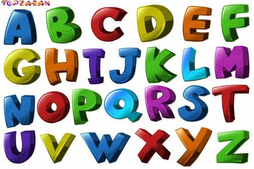 آموزش حروف الفبای انگلیسی با تلفظ + ویدیو
