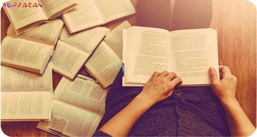 6. آموزش زبان انگلیسی به کمک کتاب های داستان