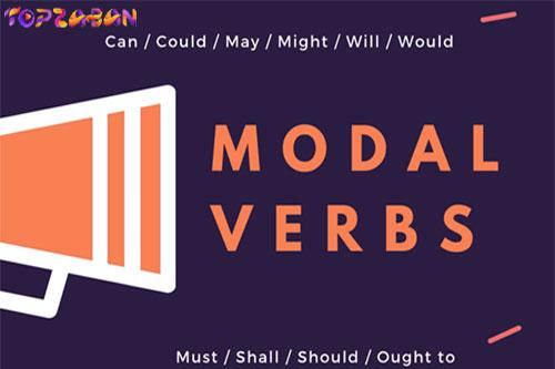 آموزش گرامر انگلیسی - افعال Modal یا وجهی