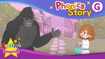 آموزش الفبای انگلیسی به کودکان با داستان