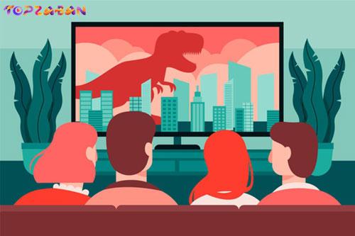 یادگیری انگلیسی با تماشای فیلم - بخش بخش کردن فیلم