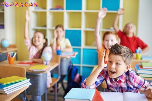 یادگیری زبان انگلیسی با بازی Stand up if you…