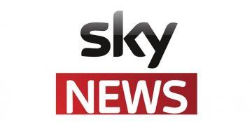 مجموعه اخبار شبکه Sky News با زیرنویس انگلیسی