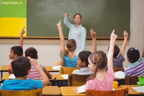 تدريس در آموزشگاه های زبان